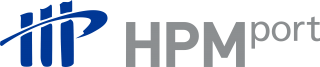 Logo HPMport consulting for ports and terminals